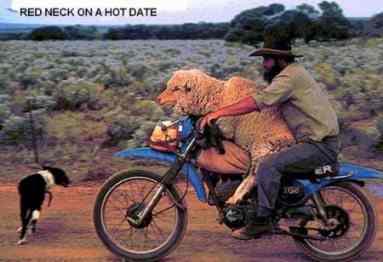 redneck date