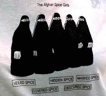 afghanspicegirls