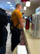 Armed Shopper